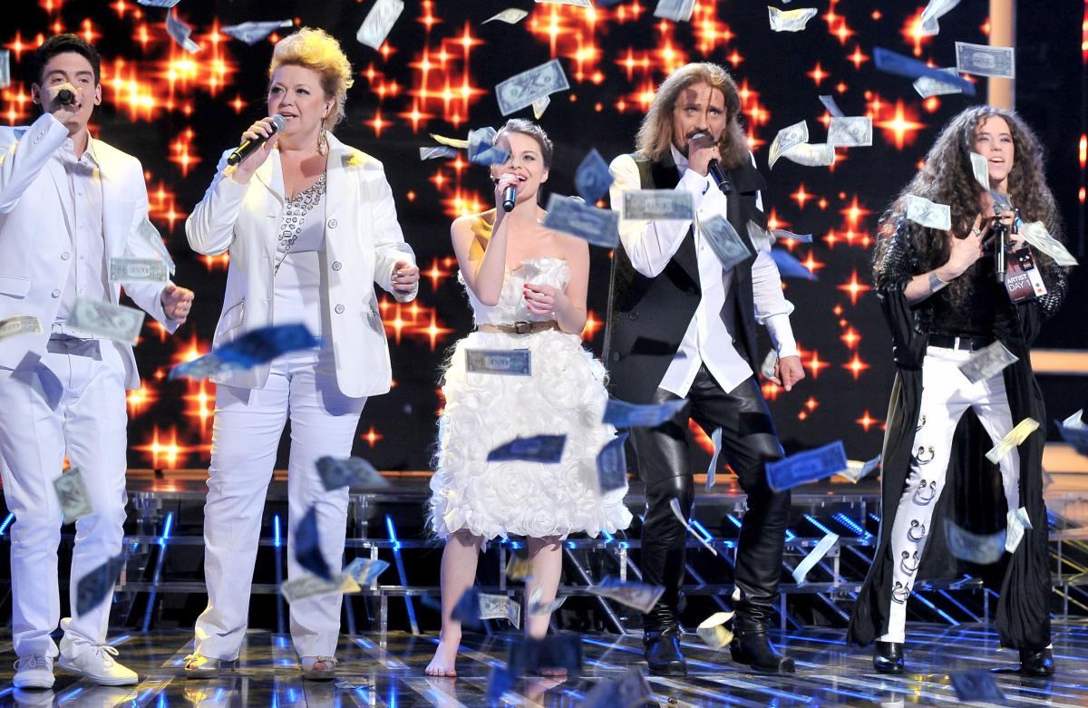 """Wielki finał """"X Factor"""""""
